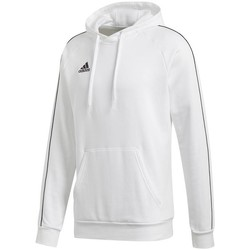 Vêtements Homme Sweats adidas Originals CORE18 Hoody Blanc
