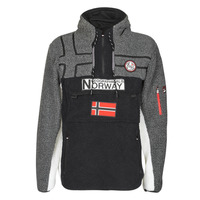 Vêtements Homme Polaires Geographical Norway RIAKOLO Noir