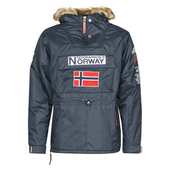 Vêtements Homme Parkas Geographical Norway BARMAN Marine
