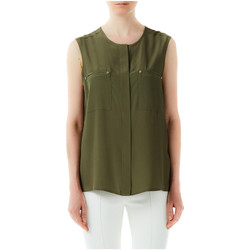 Vêtements Femme Tops / Blouses Liu Jo TOP x0277-military-green