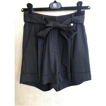 Vêtements Femme Shorts / Bermudas Liu Jo SHORT 22222-black