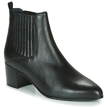 Chaussures Femme Bottines Jonak DEBINA Noir