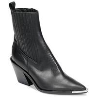 Chaussures Femme Bottines Jonak BINGO Noir