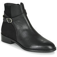 Chaussures Femme Boots Jonak DOBS Noir