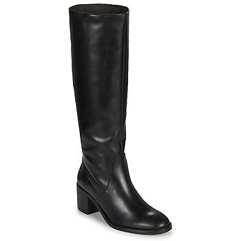 Chaussures Femme Bottes ville Jonak MAMELI Noir
