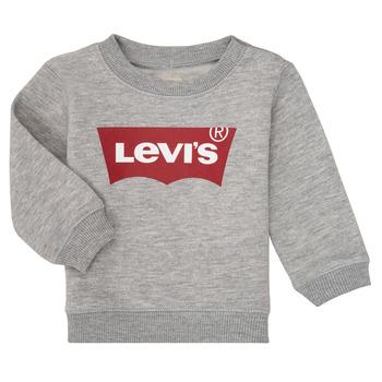 Vêtements Garçon Sweats Levi's BATWING CREW Gris