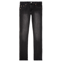 Vêtements Garçon Jeans skinny Levi's 510 SKINNY FIT JEAN Black Ice