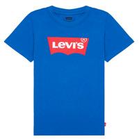 Vêtements Garçon T-shirts manches courtes Levi's BATWING TEE Bleu
