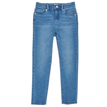 Vêtements Fille Jeans skinny Levi's 711 SKINNY JEAN Blue Winds