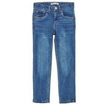 Vêtements Garçon Jeans skinny Levi's 510 SKINNY FIT COZY JEAN Aerosmith