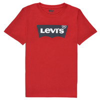 Vêtements Garçon T-shirts manches courtes Levi's BATWING TEE Rouge
