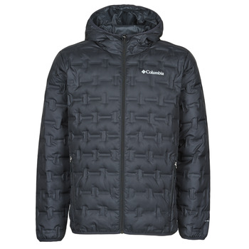 Vêtements Homme Doudounes Columbia DELTA RIDGE DOWN HOODED JACKET Noir