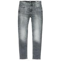 Vêtements Garçon Jeans slim Jack & Jones JJILIAM Noir