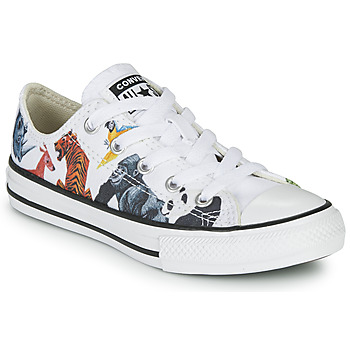 Chaussures Enfant Baskets basses Converse CHUCK TAYLOR ALL STAR - SCIENCE CLASS Blanc / Multicolore