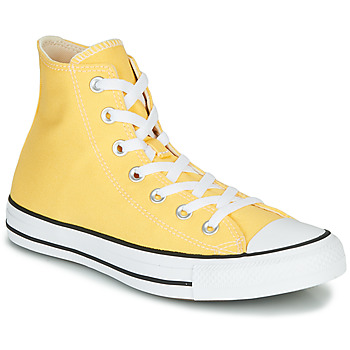 Chaussures Baskets montantes Converse Chuck Taylor All Star - Seasonal Color Jaune