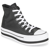Chaussures Femme Baskets montantes Converse CHUCK TAYLOR ALL STAR PLATFORM LAYER - RETRO TONES Noir