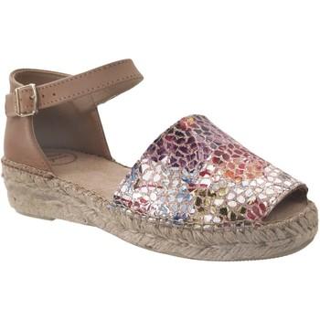 Chaussures Femme Espadrilles Toni Pons Elgin-pm Marron multi cuir