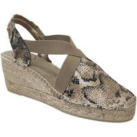 Chaussures Femme Espadrilles Toni Pons Terra-mb Taupe