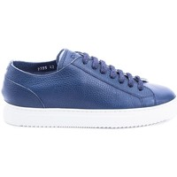 Chaussures Homme Baskets basses Doucal's BASKETS HOMME BLEU