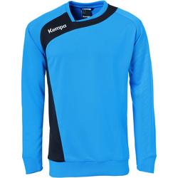 Vêtements Homme Sweats Kempa Training top  Peak bleu roi/blanc