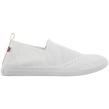 Chaussures Femme Slip ons Big Star FF274A608 Blanc