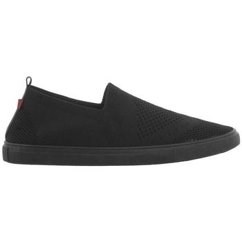 Chaussures Femme Slip ons Big Star FF274A609 Noir