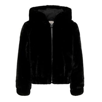 Vêtements Fille Blousons Only KONMALOU Noir