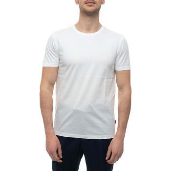 Vêtements Homme T-shirts manches courtes Hugo Boss TESSLER100-50383822100 bianco