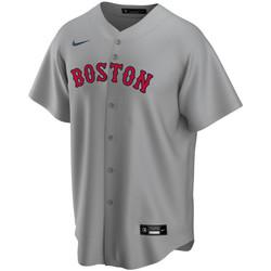 Vêtements T-shirts manches courtes Nike Maillot de Baseball MLB Boston Multicolore