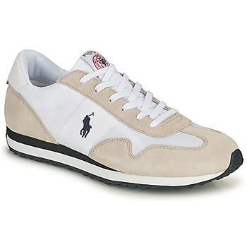 Chaussures Homme Baskets basses Polo Ralph Lauren TRAIN 85-SNEAKERS-ATHLETIC SHOE Blanc