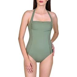 Vêtements Femme Maillots de bain 1 pièce Lisca Maillot de bain 1 pièce dos nu sans armatures shapewear Vert