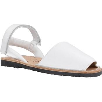 Chaussures Fille Sandales et Nu-pieds Ria 20090 Blanc