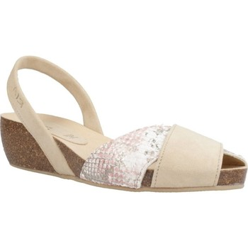 Chaussures Femme Sandales et Nu-pieds Ria 33201 2 Brun