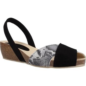 Chaussures Femme Sandales et Nu-pieds Ria 33201 2 Noir