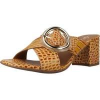 Chaussures Femme Mules Alpe 4694 56 Jaune