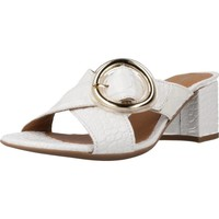 Chaussures Femme Mules Alpe 4694 Blanc