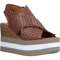 Chaussures Femme Sandales et Nu-pieds Alpe 4749 Marron