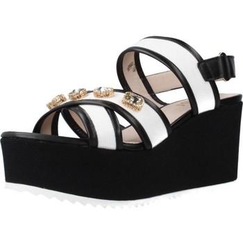 Chaussures Femme Sandales et Nu-pieds Lodi ESIEL Noir
