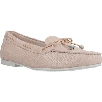 Chaussures Femme Mocassins Stonefly CAPRI III 1 SNAKE PRINT Beige