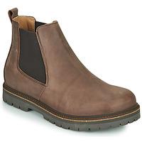 Chaussures Homme Boots Birkenstock STALON Marron