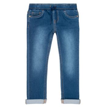 Vêtements Garçon Jeans slim Name it NMMROBIN Bleu