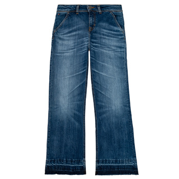 Vêtements Fille Jeans bootcut Tommy Hilfiger KG0KG05199-1BJ Bleu
