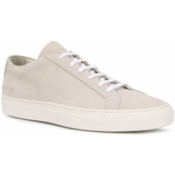 Chaussures Homme Baskets basses Common Projects BASKETS HOMME BEIGE