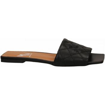 Chaussures Femme Mules Mivida CHIFFON nero