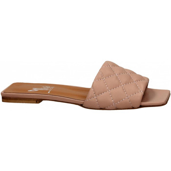 Chaussures Femme Mules Mivida CHIFFON nude
