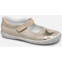 Chaussures Fille Ballerines / babies Bopy SAGA Beige