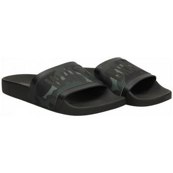 Chaussures Fille Claquettes Thewhitebrand ELASTIC K-071 Beige