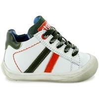 Chaussures Garçon Baskets montantes Stones And Bones 4272 CNIP vert