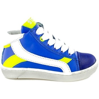 Chaussures Garçon Baskets montantes Stones and Bones 4368 ZORO jaune