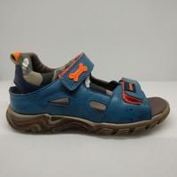 Chaussures Garçon Sandales et Nu-pieds Stones And Bones 4388 JOTTO bleu